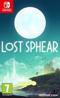 Lost Sphear - Nintendo Switch Game