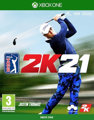 PGA Tour 2K21 - Xbox One Game