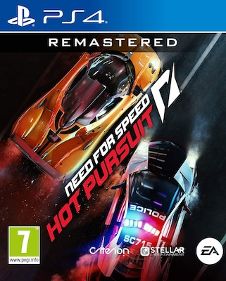 Need for Speed Hot Pursuit Remastered - PS4 Game