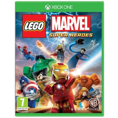 Lego Movie Videogame - Xbox One Game