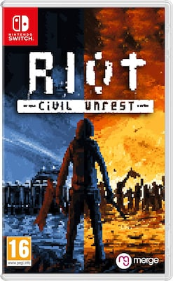 Riot: Civil Unrest - Nintendo Switch Game