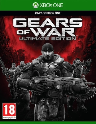 Gears Of War Ultimate Edition - Xbox One Game
