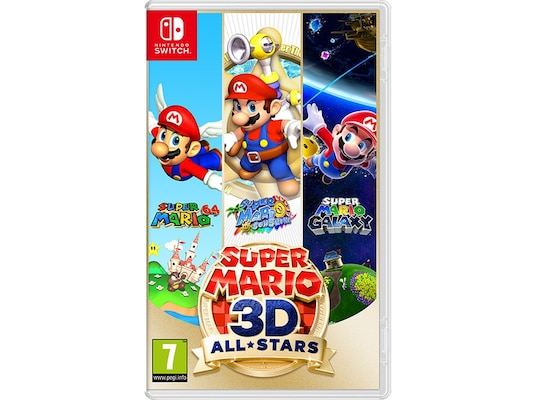 Super Mario 3D All-Stars - Nintendo Switch Game