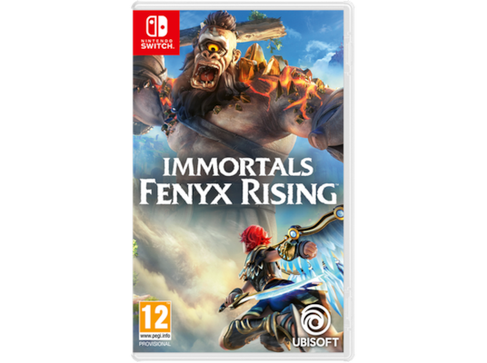 Immortals Fenyx Rising - Nintendo Switch Game