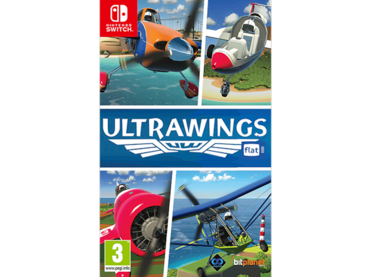UltraWings - Nintendo Switch Game