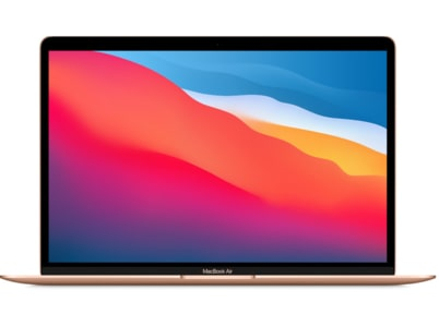 "Apple MacBook Air 13.3"" with M1 Chip (Apple M1/8 Cores/8GB/256GB) - Gold"