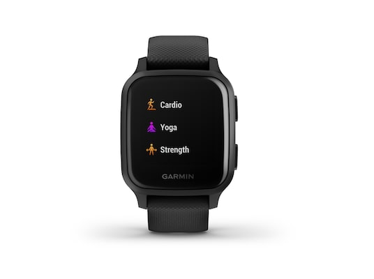 Smartwatch Garmin Venu SQ - Μαύρο