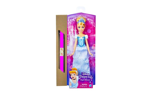 Παιχνιδολαμπάδα Disney Princess Cinderella Royal Shimmer