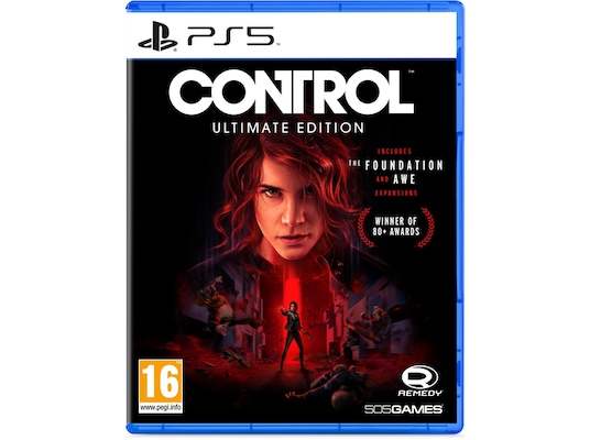 Control Ultimate Editon - PS5 Game