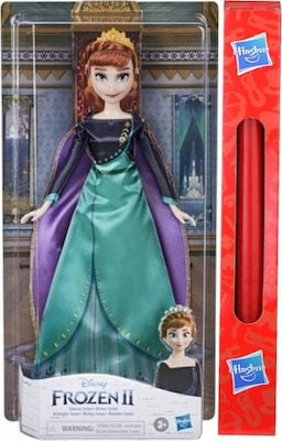 Παιχνιδολαμπάδα Disney Frozen Queen Anna Fashion