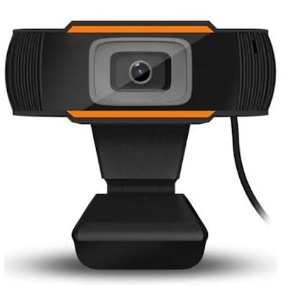 Web Hd Camera Usb 2.0 With Microphone