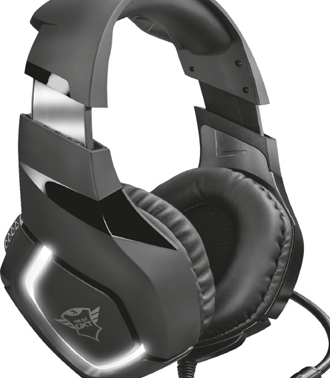 Trust GXT 322B Carus - Gaming Headset Camo Blue