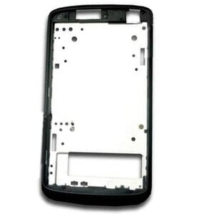 Htc T8285 Touch Hd Black Front Cover  3p Or