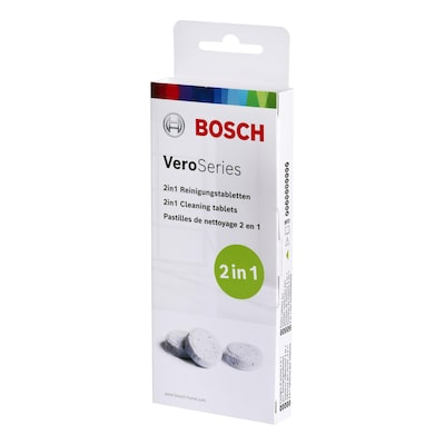 Καθαριστικό Bosch Tcz8001a Coffee Maker Part/accessory Cleaning Tablet