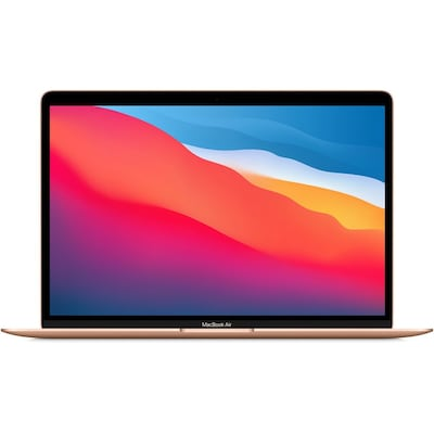 Apple Macbook Air, M1/13.3 Retina/8gb/512gb Ssd/webcam/mac Os, Gold (2020)