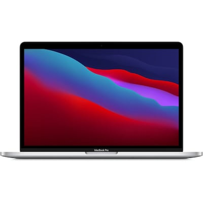 Apple Macbook Pro, M1/13.3 Retina/touchbar/8gb/256gb Ssd/webcam/mac Os, Silver (2020)