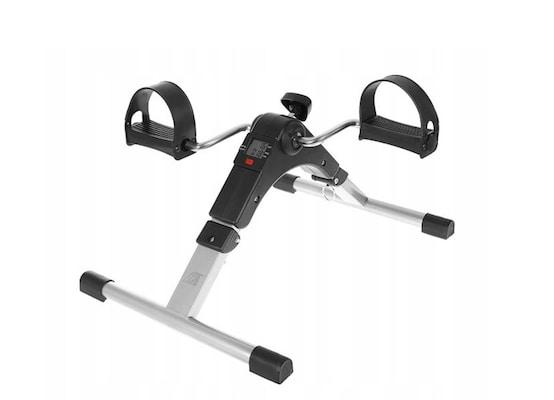 Στατικό Πτυσσόμενο Ποδήλατο Γυμναστικής Πεταλιέρα, 32.5x40x16 Cm