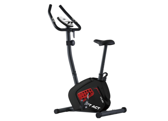 Μαγνητικό Ποδήλατο Γυμναστικής Fit Act Fc 20 Μαύρο