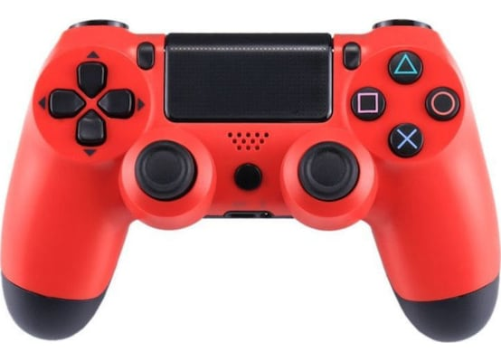 Doubleshock 4 Wireless Controller Red