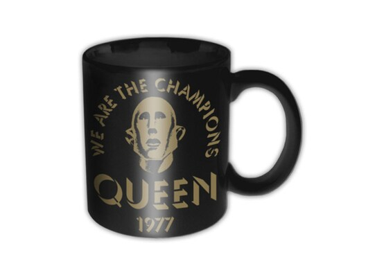 Official Queen 'champions' Κούπα