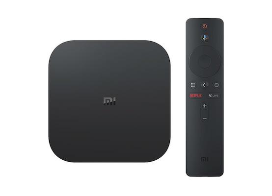 Xiaomi Mi Tv Box S - 4k Android Media Player