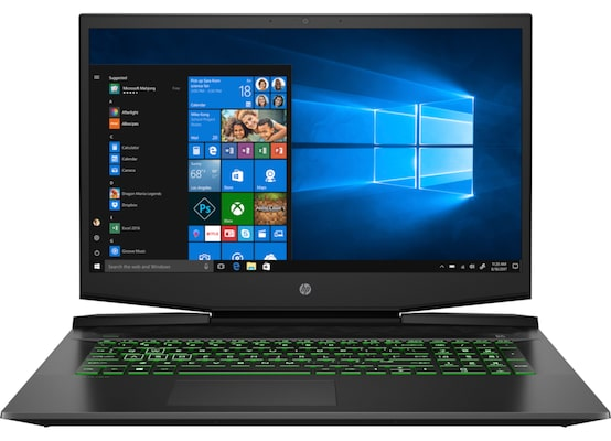 "Laptop HP Pavilion Gaming 17.3"" (Intel® Core™ i5-9300H/8GB/256GB SSD/NVIDIA GeForce GTX 1050 3GB) 17-CD0025NV"