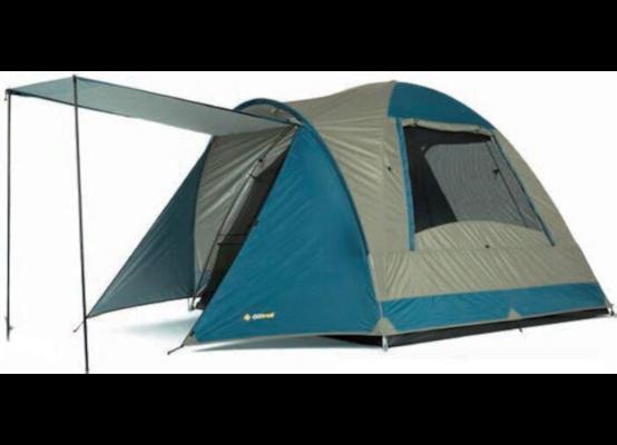 Σκηνή Camping 4 Ατόμων Oztrail Tasman 4v Dome Tent Dtmtas4v-c