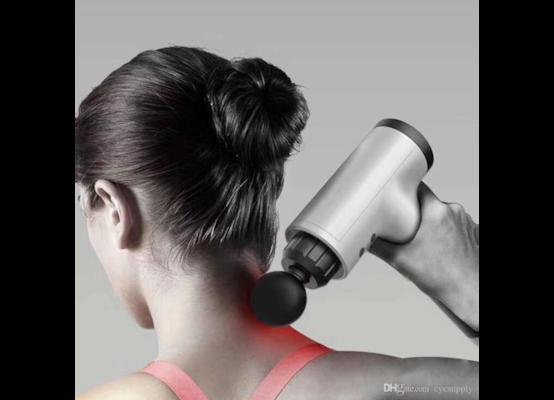 Πιστόλι Δονήσεων Για Μασάζ, Ενδυνάμωση Και Αποκατάσταση Μυών Fascial Gun Muscle Massage
