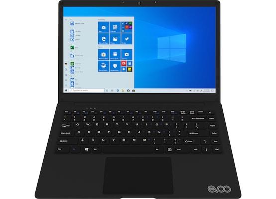 Laptop Evoo Evc-141-6BK (Intel Celeron-N3350/4GB/64GB SSD/Intel HD 500 Graphics)