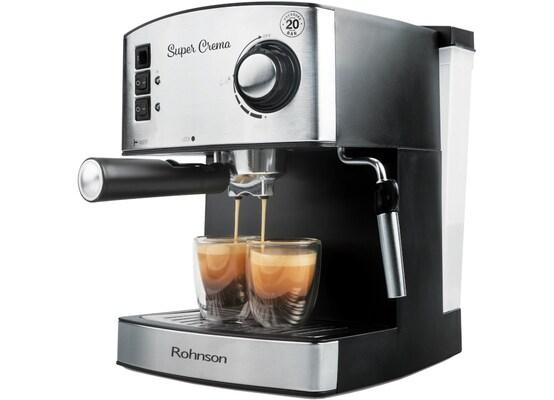 Mηχανή Espresso Rohnson R 980 - Inox
