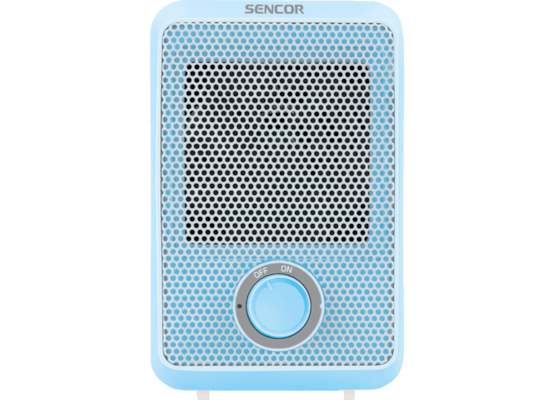 Αερόθερμο Sencor SFH 6010BL Μπλε, 600W