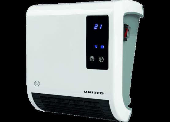 Αερόθερμο United UHB-878, 2000W