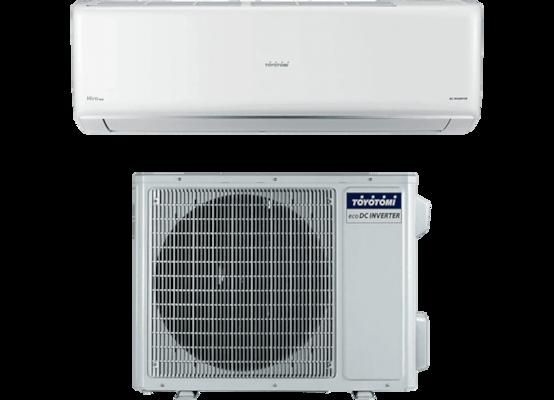 Κλιματιστικό inverter Toyotomi Hiro Eco HTN/HTG-09R32 9000 BTU Wi-Fi