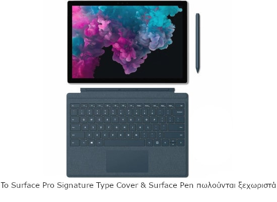 "Laptop Microsoft Surface Pro 6- 12.3"" (Intel Core i5-8250U/8GB/256GB SSD/UHD)"