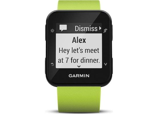 Smartwatch Garmin Forerunner 35 41mm Κίτρινο