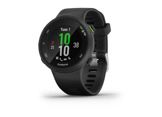 Smartwatch Garmin Forerunner 45S 40mm Μαύρο