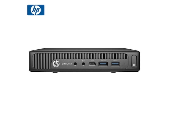 Desktop Refurbished Ga Hp Elitedesk 800 G2 Dm 35w (intel Core I5-6500t/8gb/240gb Ssd/hd Graphics)